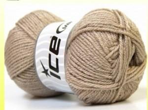 baby wool chameau