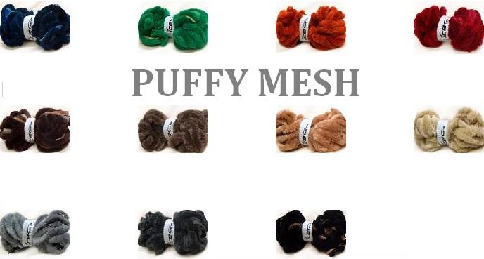PUFFY MESH