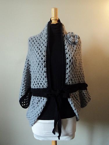 Tuto And Co Le Gilet Origami Crochet Facile Niveau