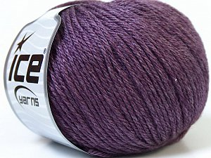 cashmere silk violet