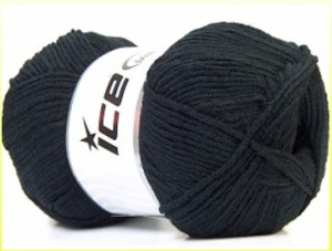 bamboo wool noir