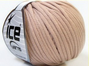 tube cotton beige