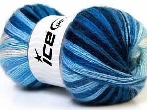 angora active bleu