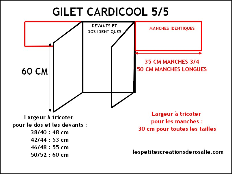 gilet cardicool 5 sur 5 image