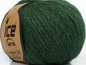 cashmere silk vert