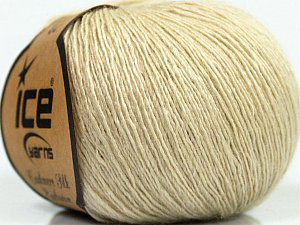 cashmere silk exclusive beige