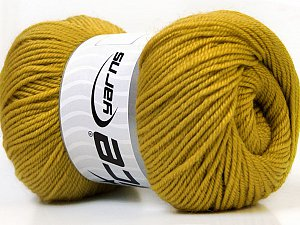 wool deluxe olive