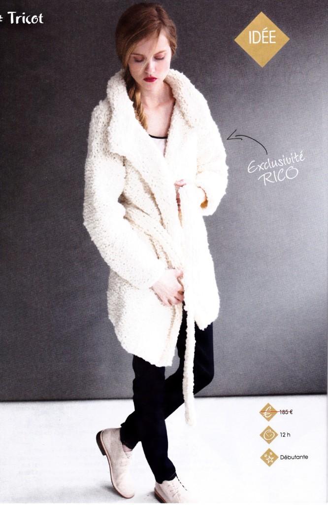 veste tricot modes et travaux_0002